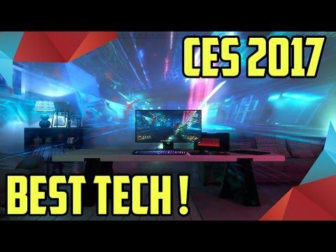 Morocco Gamer - أقوى تكنولوجيا الألعاب ! Gaming Tech - CES 2017