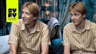 Harry Potter Trivia Challenge With Tom Felton: Weasley Edition | SYFY WIRE