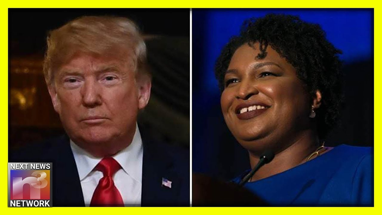 """Salty Stacey Abrams STILL Cries That The Election She Lost Was """"Stole"""" From Her"""