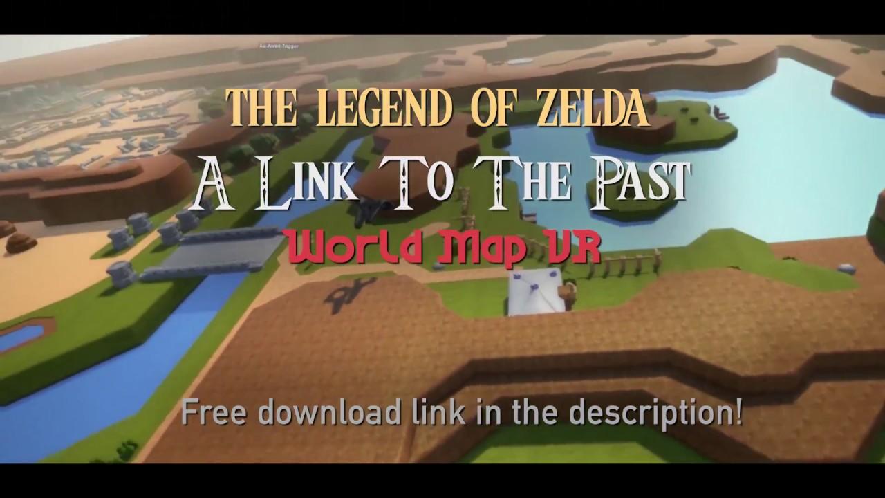 The Legend of Zelda's Hyrule Has Been Recreated in VR | Geek