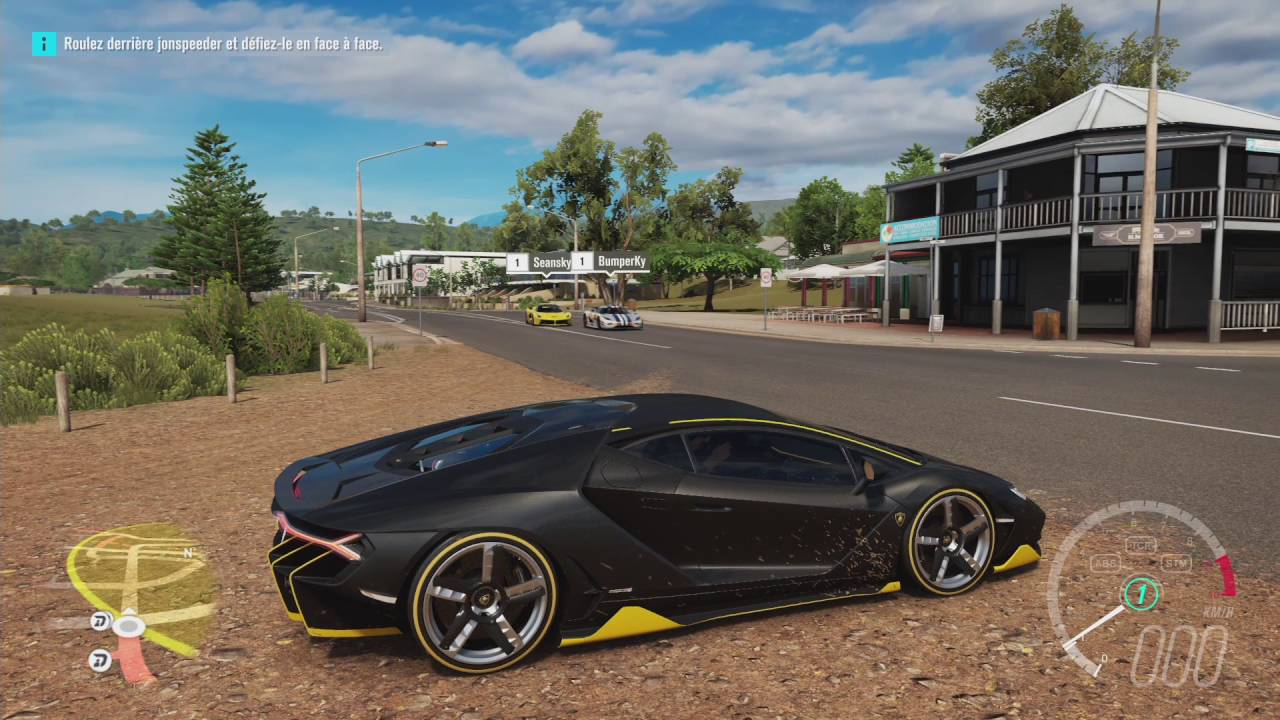 Forza Horizon 3 Lamborghini Centenario LP 770 4 Gameplay HD 1080p