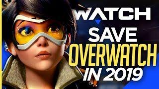 Top 10 Things We Need in Overwatch 2019