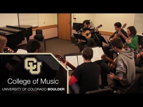 Ritter Family Classical Guitar Program