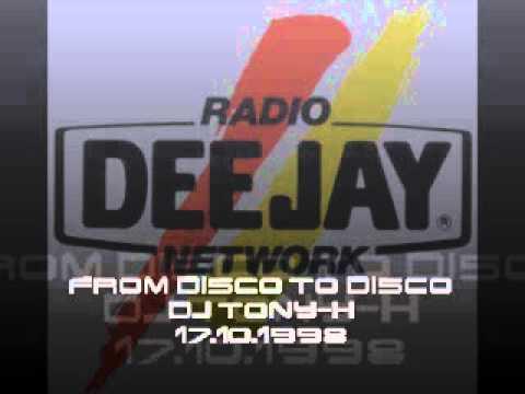 From Disco to Disco DJ Tony-H 17.10.1998