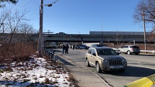 Video Now: Active scene at Providence/Cranston line