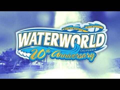WATERWORLD CALIFORNIA | Celebrating 20 Splashy Years of Fun in Concord | 1995 - 2015