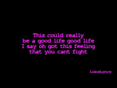 One Republic - Good Life LYRICS 2011 - HighQuality