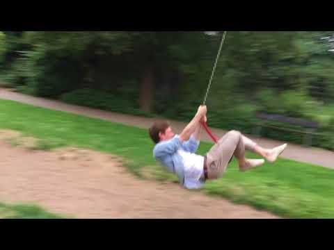 Seilrutsche Südpark Action