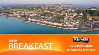 Kayak 4 Heroes - BBC Breakfast
