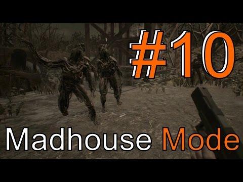 Resident Evil 7 | The Salt Mines | Madhouse Walkthrough (Two Fat Molded Boss Fight)