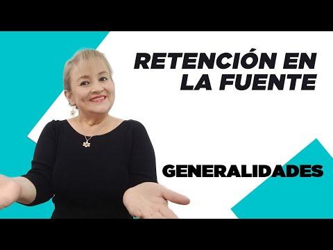 90. Retención en la Fuente Sobre Salarios Generalidades_ElsaMaraContable