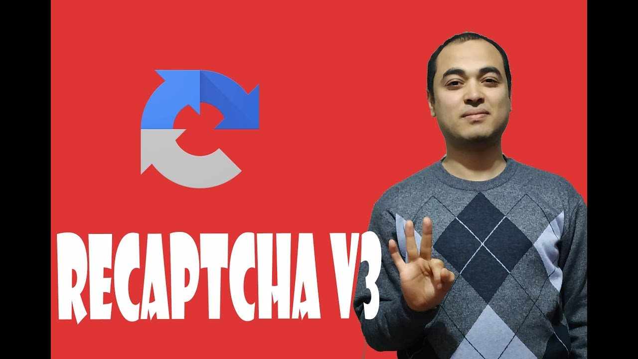 recaptcha v3 with php