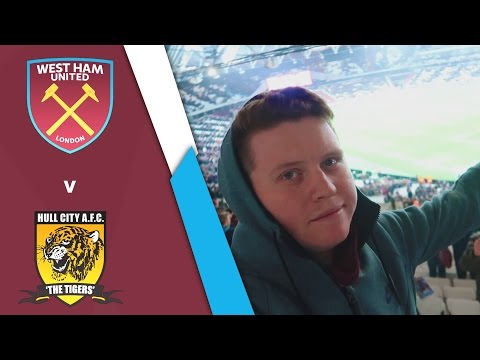 WEST HAM UNITED VS HULL CITY (Premier League 16/17)
