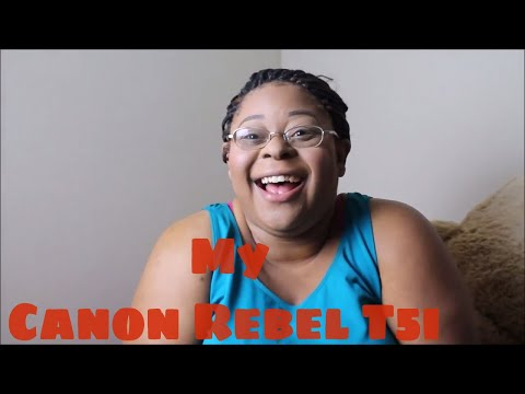 My canon rebe l t5i is here! | Makeup Diva Mesha| Canon Rebel T5i