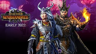 CATHAY vs. TZEENTCH Trailer, New Lore, Legendary Lords, Units & Analysis - Total War Warhammer 3