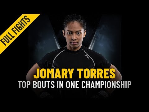 ONE: Full Fights | Jomary Torres' Top Bouts