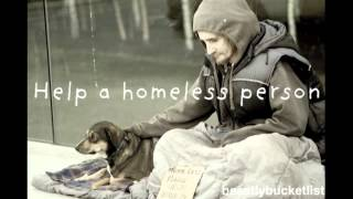 Social Issue Project: Homelessness