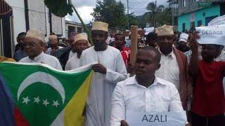 A Mbéni, Karihila ne mâche pas ses mots quand il parle d'Azali