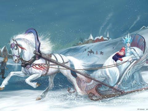 Cмотреть видео онлайн The Snow Queen. Снежная королева. Сказка Г.Х. Андерсена.  221