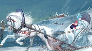 The Snow Queen. Снежная королева. Сказка Г.Х. Андерсена. # 221(Сегодня я вам расскажу сказку. которая состоит из семи рассказов о Кае и Герде, детях из очень бедных семей...., 2016-12-02T02:00:00.000Z)