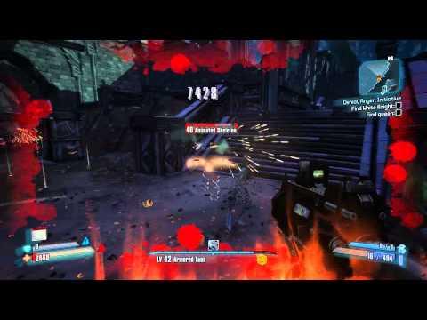 Borderlands 2 - Tiny Tina's Assault On Dragons Keep DLC (Gameplay/Commentary) [HD] Ep.24 |