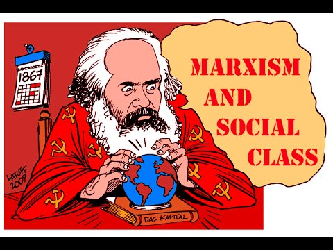 Marxism and social classes
