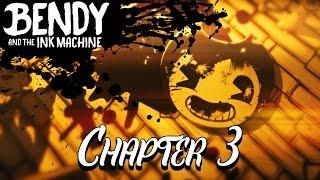 Bendy & The Ink Machine Chapter 3 | Fan Trailer