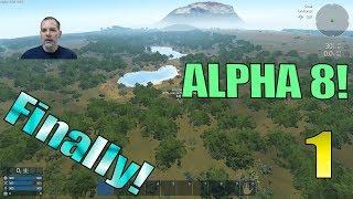 Lift Plays Empyrion - Alpha 8 Startup - Ep 1