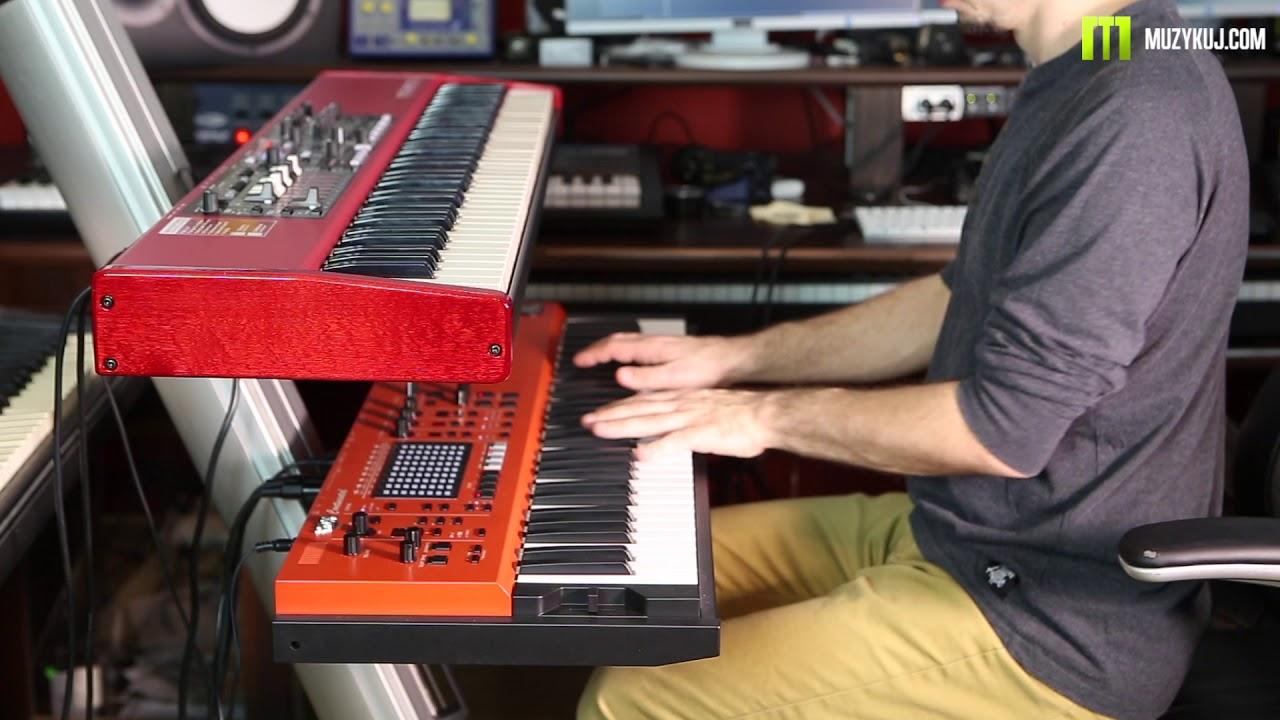 Electro Vox Vs Nord Okuixpzt Youtube Continental Piano VGUqSMzp