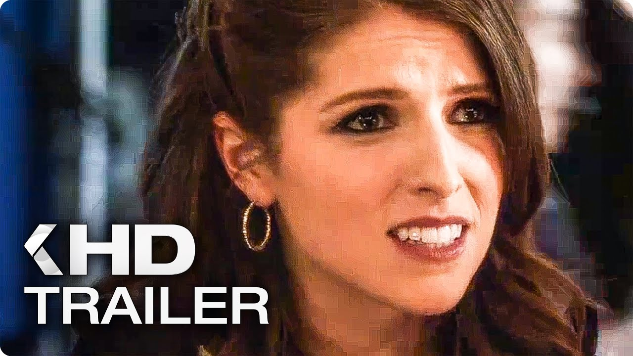 PITCH PERFECT 3 Trailer 2 (2017)