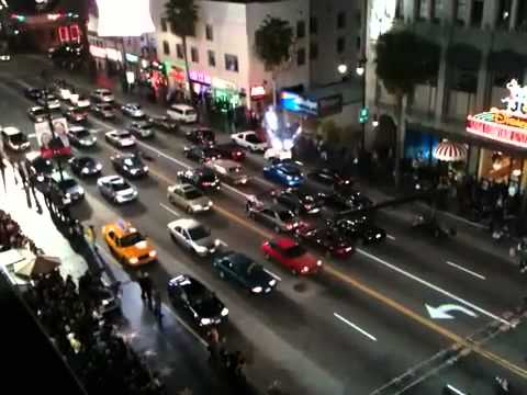 Wonder Woman 2011 - Chase Scene Hollywood Boulevard Angle 2 - http://film-book.com