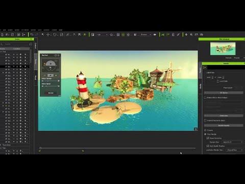 iClone VR360 Tutorial