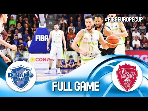 Happy Casa Brindisi v Hapoel Unet-Credit Holon - Full Game