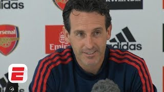 Unai Emery 'delighted' with Arsenal's transfer additions | Premier League