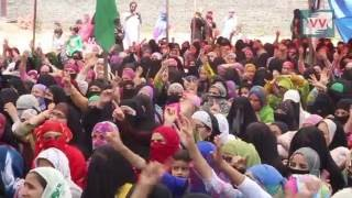 Video In Kashmir's First Woman Chief Minister's Hometown, Women Cry for 'Aazadi' download MP3, 3GP, MP4, WEBM, AVI, FLV November 2017