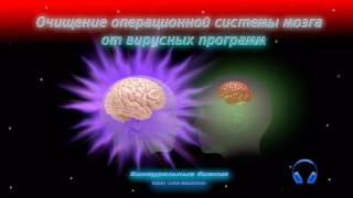 Очищение операционной системы мозга от вирусных программ. Бинауральные биения.