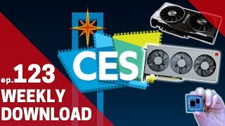 What PC Gamers NEED To Know About CES 2019!