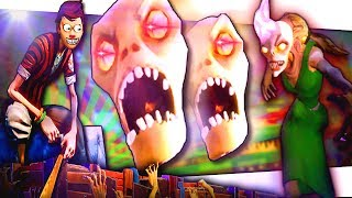 Minecraft in BESSER? - Fortnite (Zombie Apokalypse!)