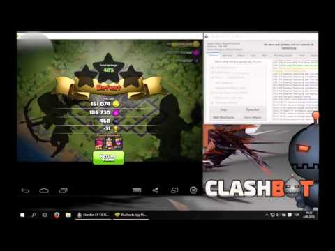 Clash of Clans BOT BoostBot