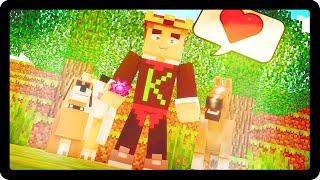 Minecraft: FAMÍLIA ANIMAL #01 - NOVA SÉRIE !!!