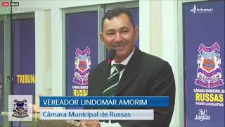 Pronunciamento   Lindomar Amorim (19-01-2021)