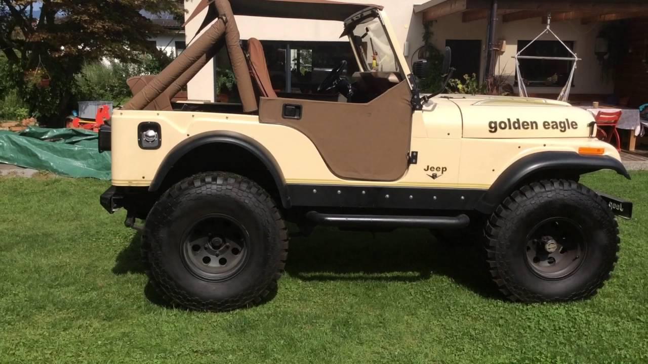 jeep cj5 v8 [ 1280 x 720 Pixel ]
