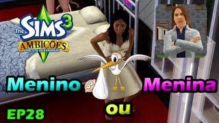 Menino ou Menina? - The Sims 3 EP28