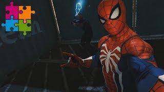 Человек паук.Приколы!