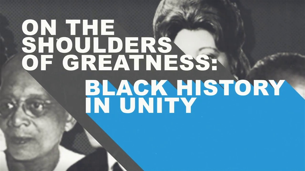 Black Leaders and the Unity Movement: Pioneering African-American Leaders of Unity