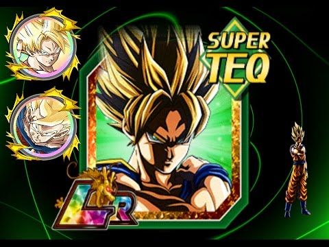 Guide for LR Goku SA20 - Dragon Ball Z Dokkan Battle