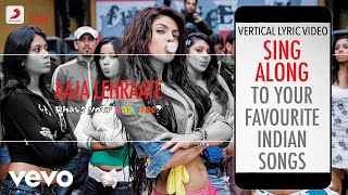 Gambar cover Aaja Lehraate - What's Your Rashee?|Official Bollywood Lyrics|Shaan|Bhavya