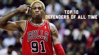 HD | Top 10 Defensive Players in NBA History | HD