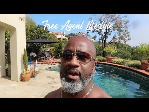 California Dreamin' | Free Agent Lifestyle 365 Vlog