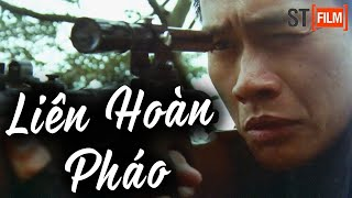 Phim Hành Động Xã Hội Đen  | LIÊN HOÀN PHÁO - Phim Hành Động Thuyết Minh Hay Nhất